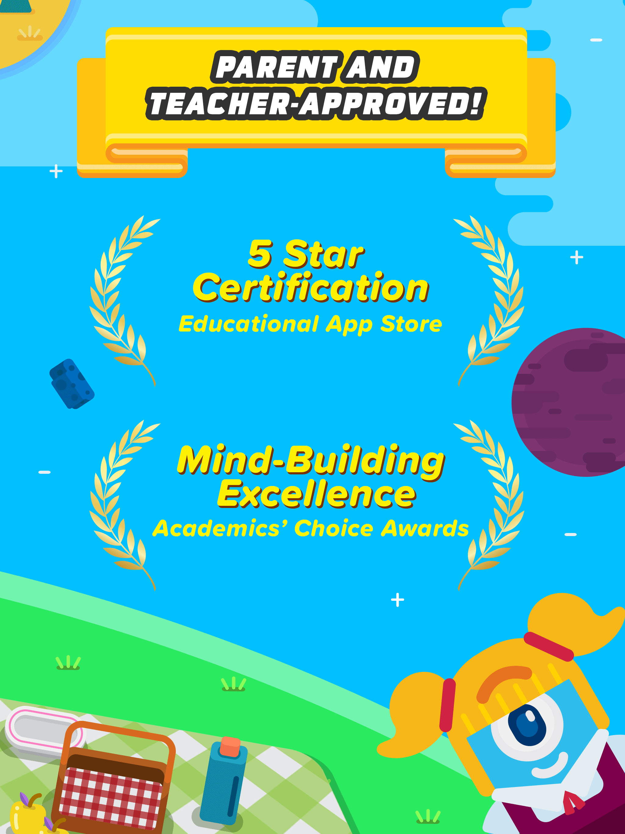 5 Star Certification and Awards Recognition