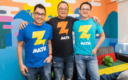 Zapzapmath Founder