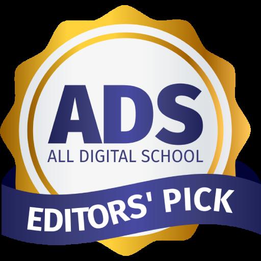 All Digital School Editors Pick Badge