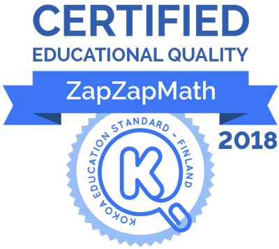 Zapzapmath Partner - Kokoa Education Standard
