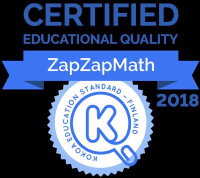 Zapzapmath Partner - Kokoa Education Standard