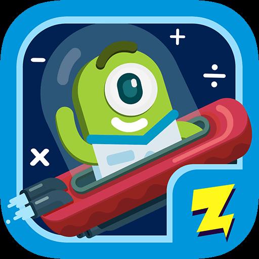 Zapzapmath App Logo