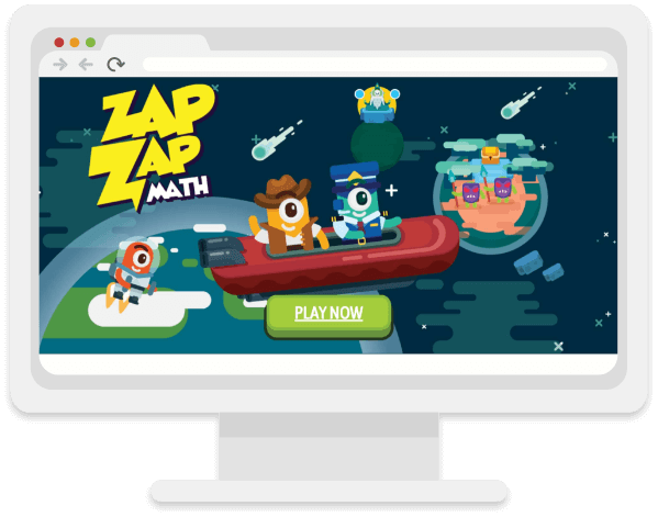 Zapzapmath in browser