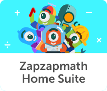 Zapzapmath Home Suite Button